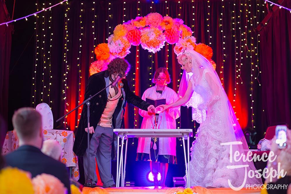 Keston Village Hall Wedding