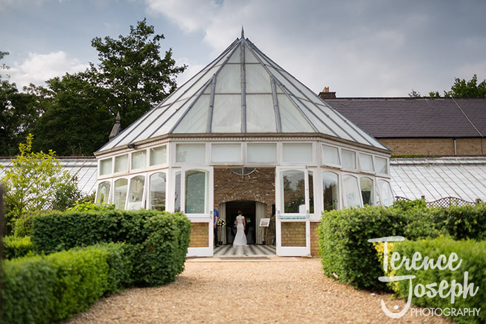 Bryony and Michael Wedding Entrance