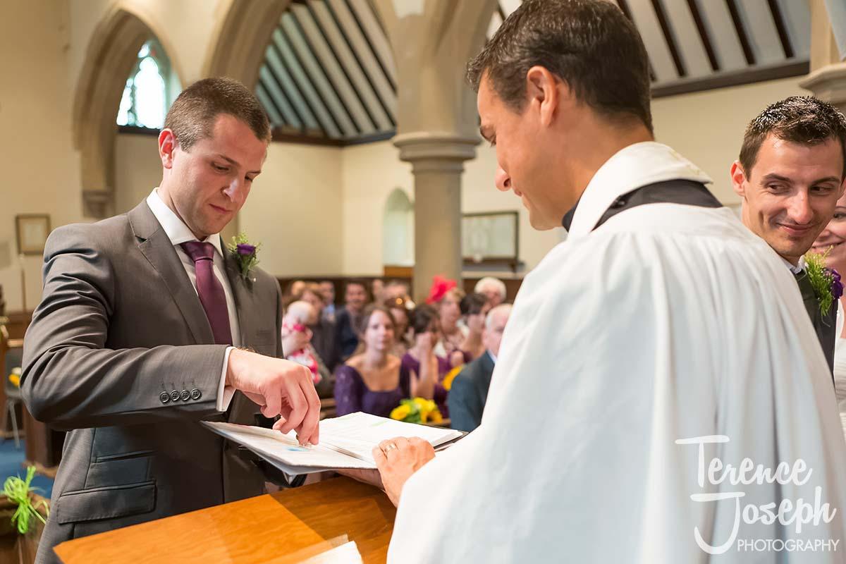 St_Margarets_Church_Kent_Wedding_Ceremony