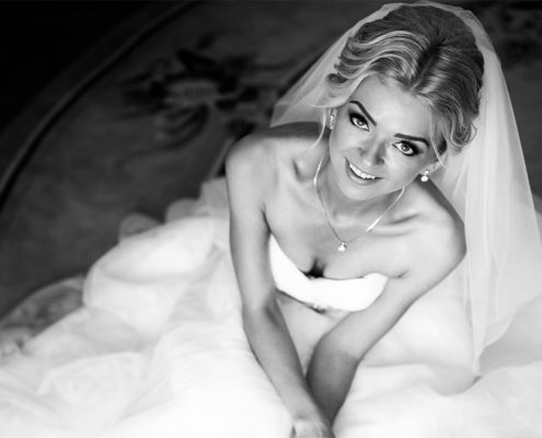 How to Choose the Right Wedding Dress for Your Body by Terence Joseph Photography