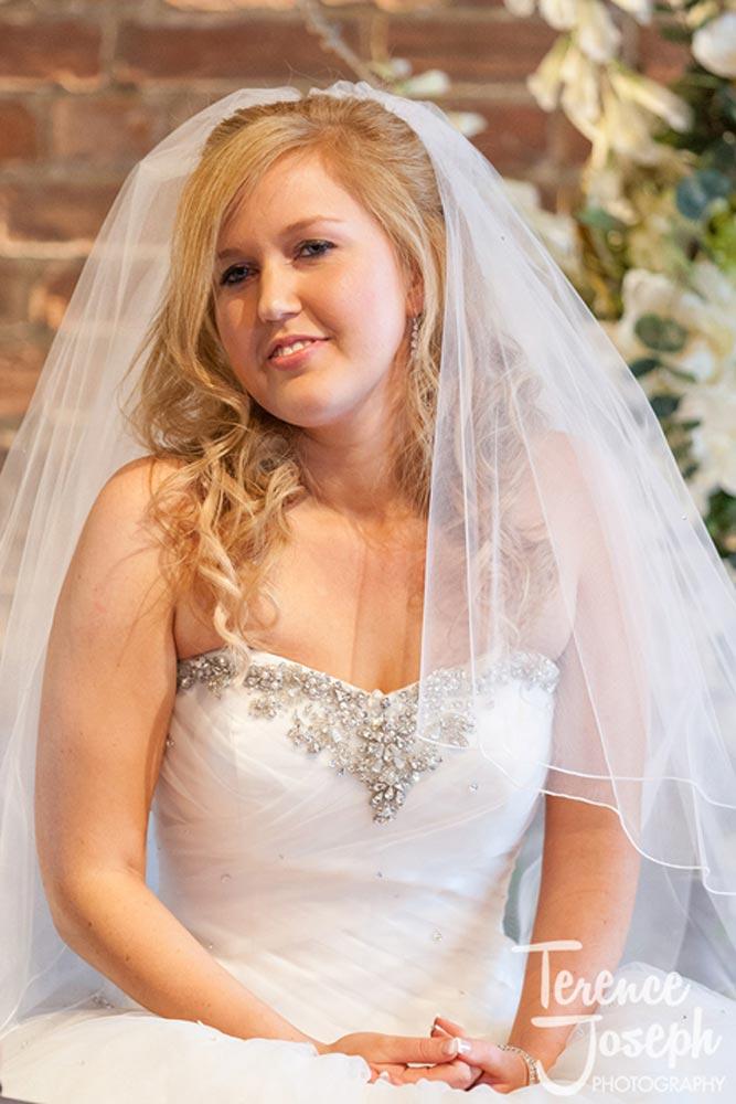 Beautiful Barn bride