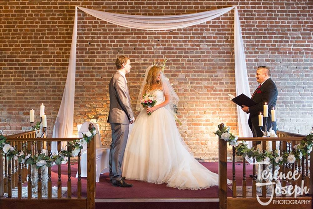 Wedding ceremony Kent