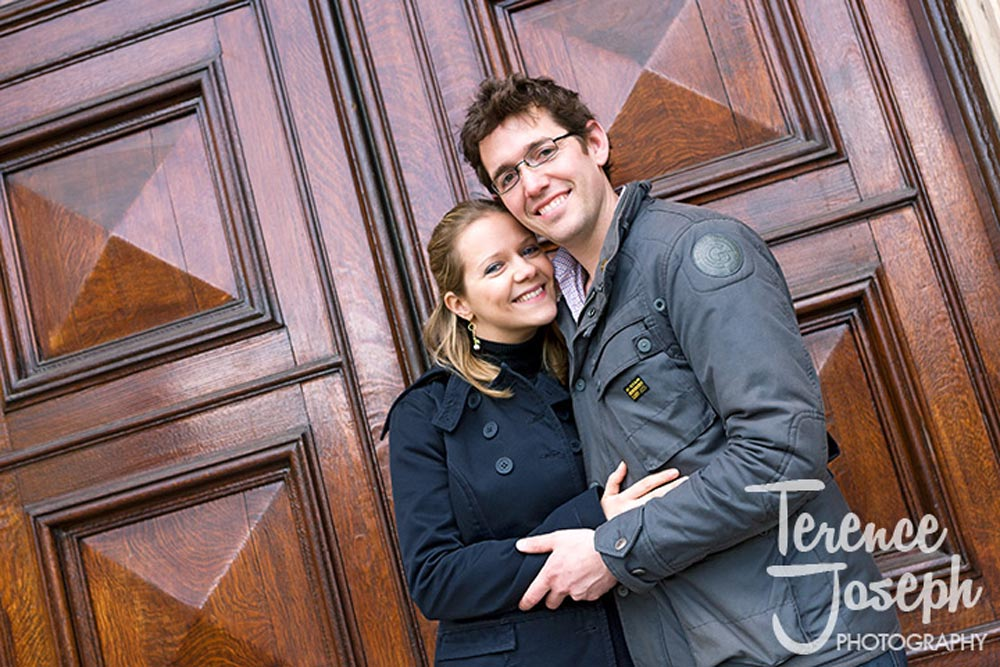 Dulwich college engagement photos