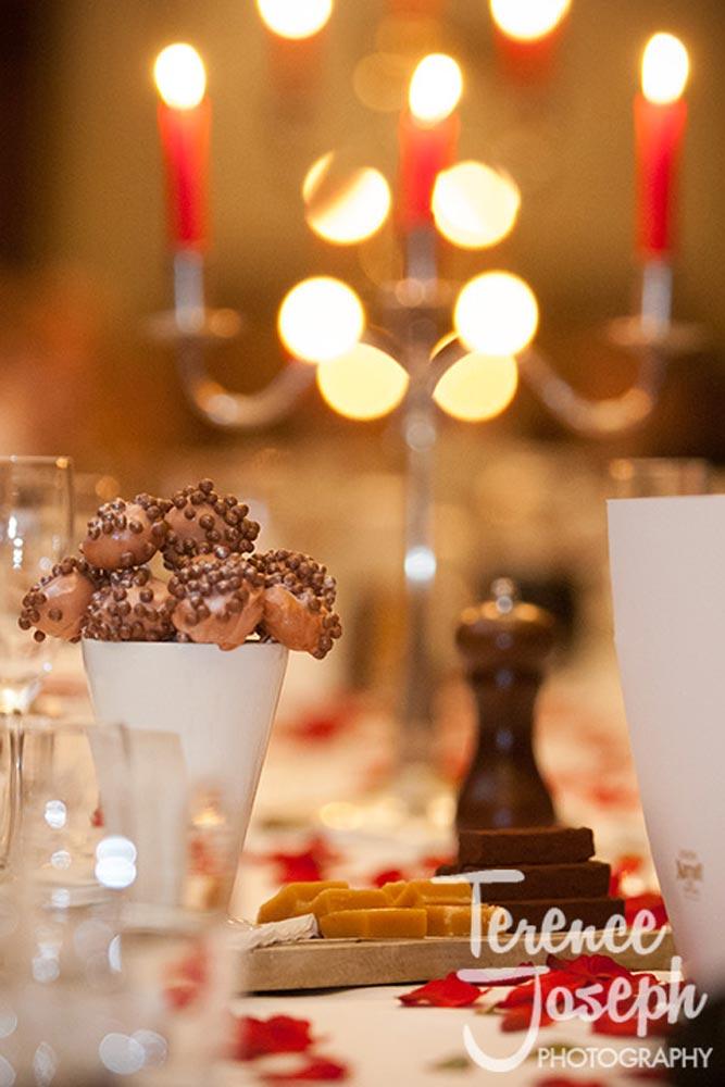 Library Lounge London Marriott Hotel Wedding Reception