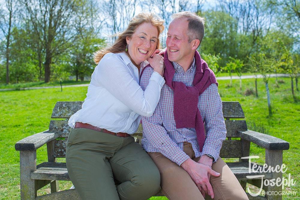 Engagement photos at Haysden park by Kent Wedding Photographer