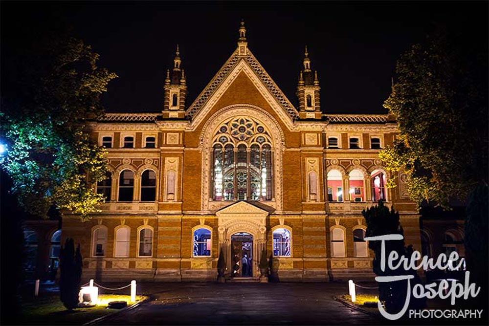 Evening Wedding Dancing at Dulwich College London