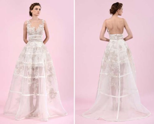 Wedding Dress Trends for 2016-17