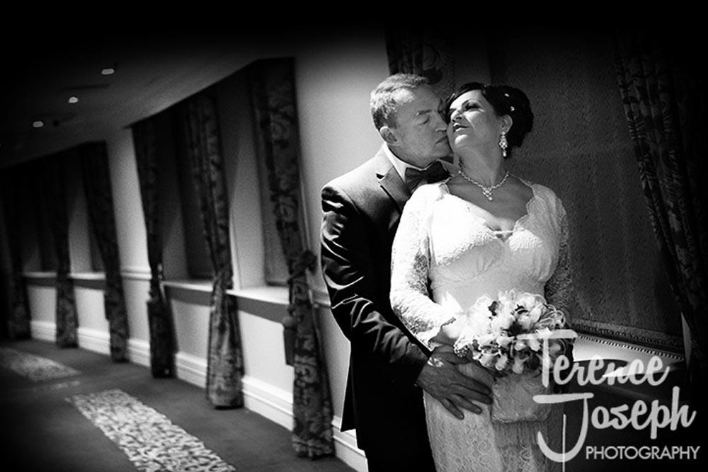 Magnificent London Marriott Hotel Wedding Portraits