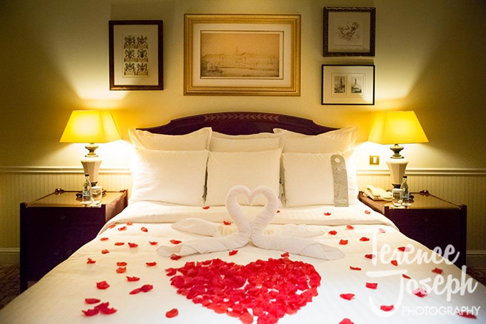 London Marriott Hotel Wedding