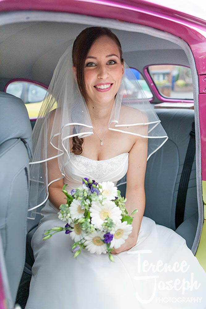 Hotrod bride in Reading