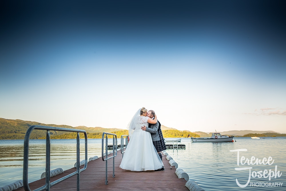 Modern Wedding Photos by Terence Joseph Photography