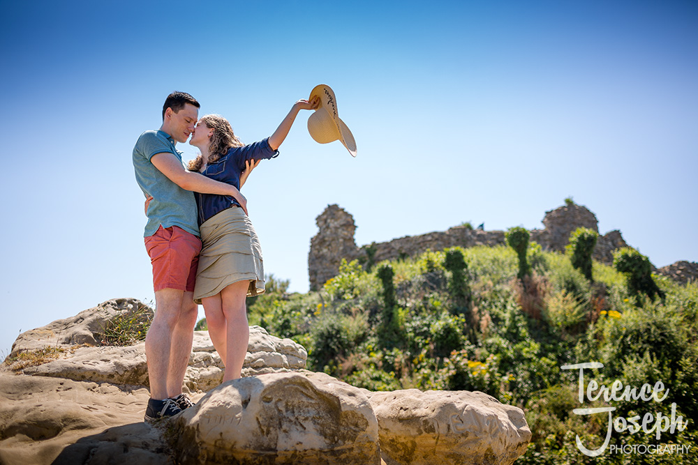 Modern Engagement Photography by Terence Joseph Photography