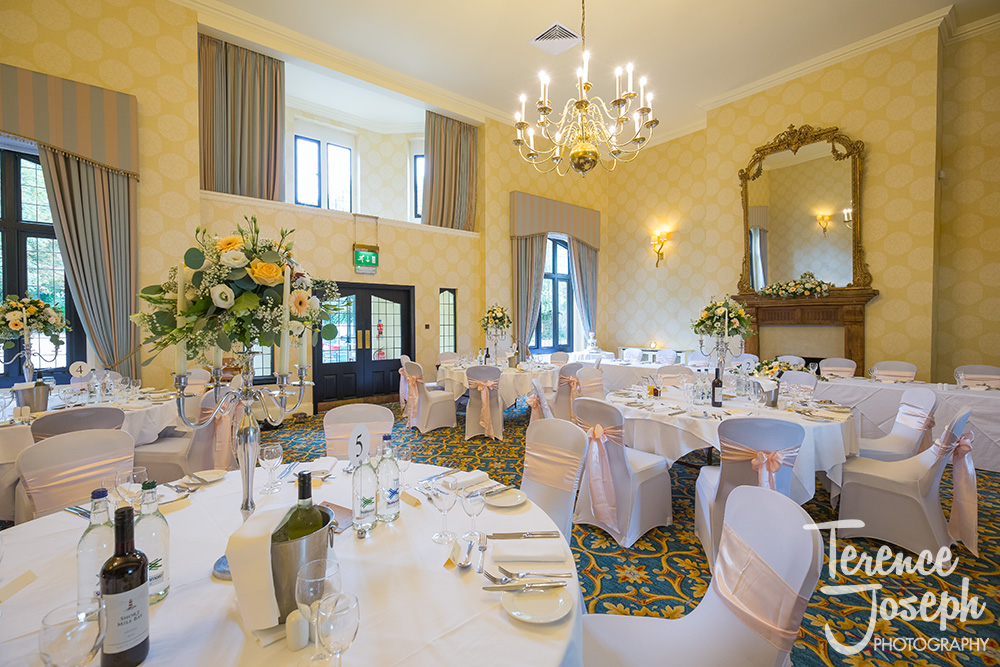 Hanbury Manor Ware Wedding Venue