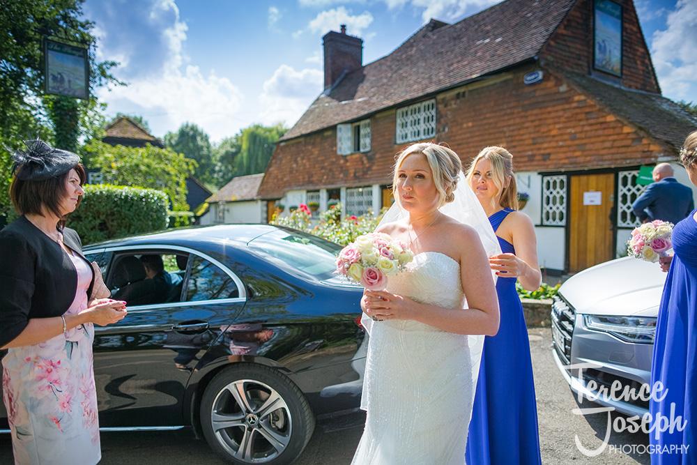 Plough Inn Leigh Wedding Venue