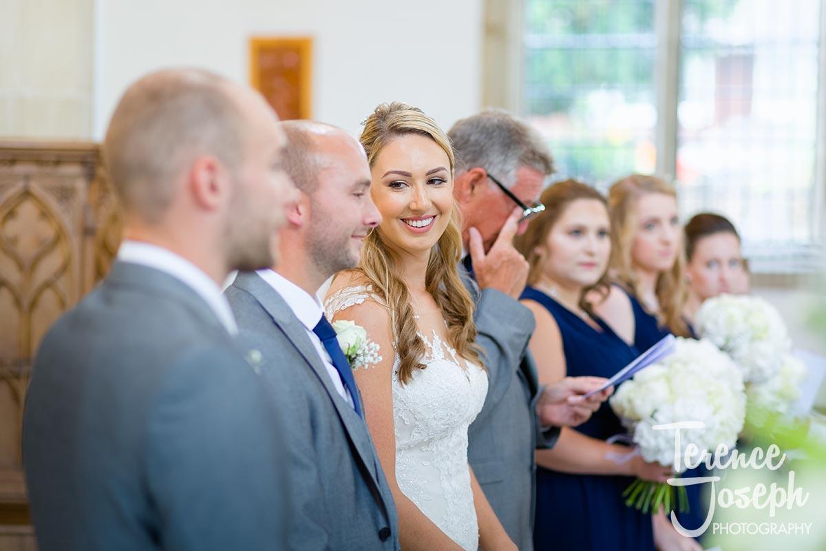 St John the Evangelist Wedding Ceremony