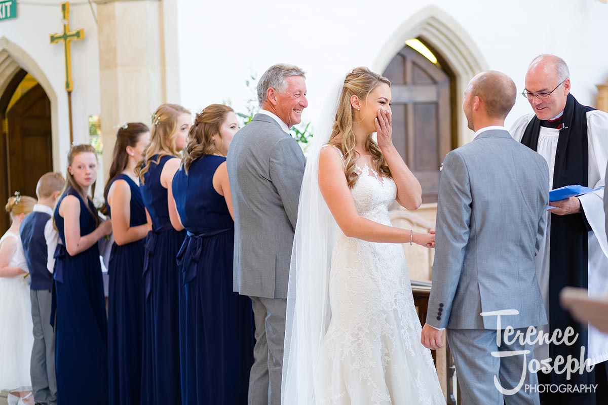 St John the Evangelist Wedding Ceremony