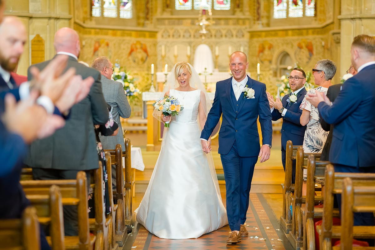 The_Scared_Heart_Church_Wedding_Ceremony