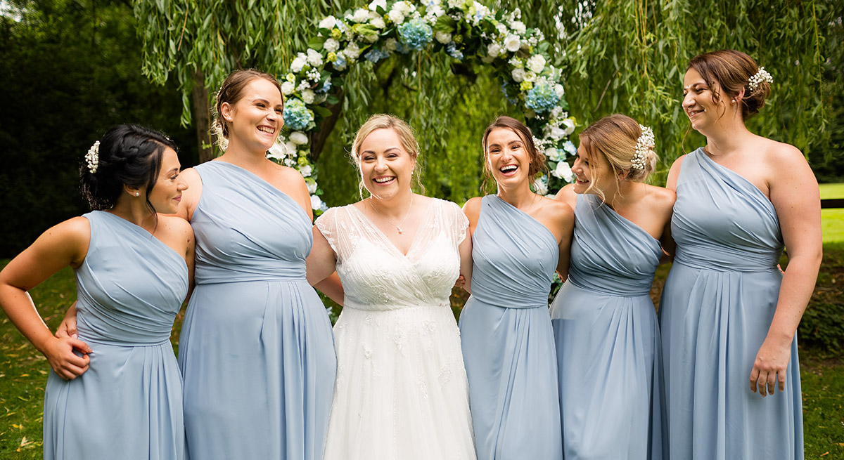 Here are our top tips on how to choose your bridesmaids