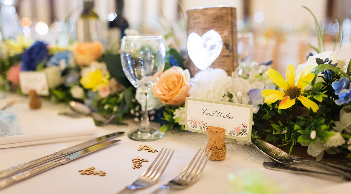 How to treat your guests to the best wedding breakfast
